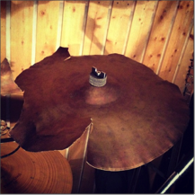 best looking and sounding cymbal ever